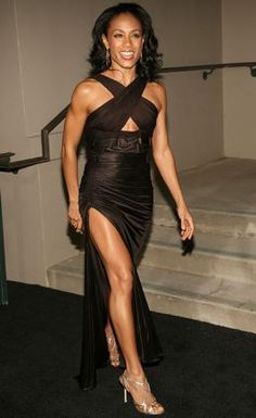 Jada Pinkett Smith - AMAZING!!! She is awesome for soooo many reasons; I can't even begin to list them all here!!!