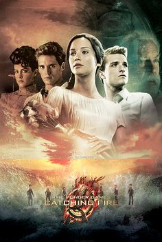 "21 Fan-Made ""Catching Fire"" Movie Posters You Have To See"