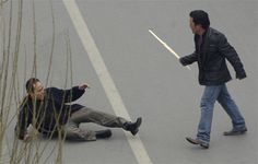 MAN ATTACKING - Google Search