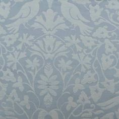 Stunning chambray birds drapery and upholstery fabric by Highland Court. Item 800267H-157. Free shipping on Highland Court. Always 1st Quality. Search thousands of designer fabrics. Width 57 inches. Sold by the yard.