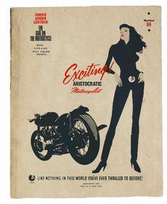 Aristocratic Motorcyclist by Lorenzo (3)