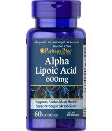 Kwas Alfaliponowy 600 mg 45 tabletek