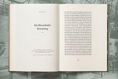 Rüsselkäfer, Mondfisch, Nashornvogel, Wisentkuh on Editorial Design Served
