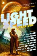 Lightspeed: Year One, edited by John Joseph Adams ~ An awesome collection of short stories from the online SF magazine Lightspeed's first year. Some of them are funny and light, some of them are hard-hitting and powerfully dark.