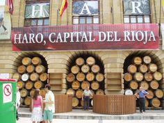 Haro, Capital of the Rioja Region of Spain.