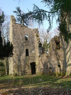 Finlarig Castle by ronnie leask - near to Finlarig, Stirling, Great Britain