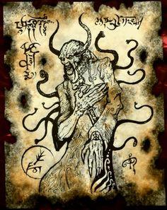 Lord of Nightmares by MrZarono.deviantart.com on @DeviantArt