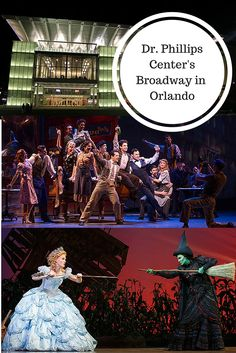 Dr. Phillips Center's Broadway in Orlando #Broadway #Orlando #VisitOrlando