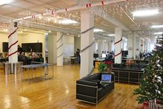 The Best Startup Offices In San Francisco For 2012 | The Magnet Blog presented by Ongig