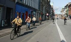 Copenhagen's ambitious push to be carbon neutral by 2025 (Denmark)