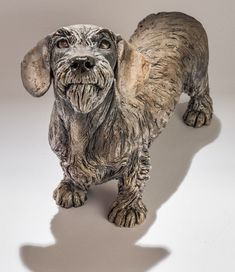 Flash is Home! - Nick Mackman Animal Sculpture