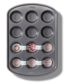 Norpro Mini Pie Pans and Wilton Mini Muffin pans are great non-disposable small pie or tart pans. Mini Fruit Pies, Mini Pies, Mini Pie Pans, How To Make Pie, Mini Muffin Pan, Tart Pan, Pan Set, Pot Pie, Kitchen Gadgets