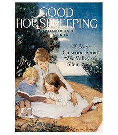Good Housekeeping magazine, September 1919 Jessie Willcox Smith