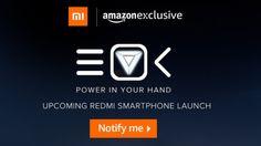 Amazon exclusive Xiaomi Redmi 4