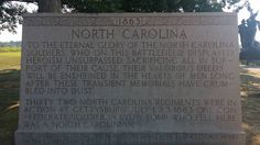North Carolina Memorial