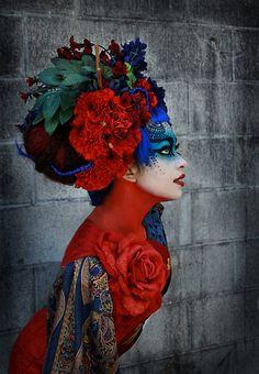 Geisha by Jessica Walker  ♥Visit Awesome Art & Model on Facebook♥