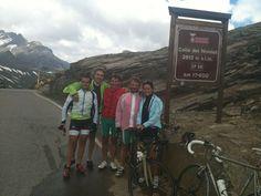 Colle del Nivolet 2612 m. slm