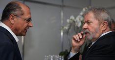 Contrariando mais da metade dos brasileiros, Alckmin quer derrotar Lula nas urnas