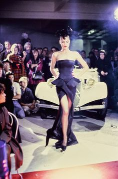 John Galliano Spring 1995 Ready-to-Wear Collection - Vogue