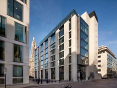 A contemporary refurbishment at one of the City's leading commercial addresses. Finsbury Square is a historic green space on the fringes of the City of London. The immediate area has become popular for development in recent years not only due to its proximity to the core financial district but also to Shoreditch, the lively media …