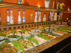 Food by the pound restaurants in Rio de janeiro Brazil