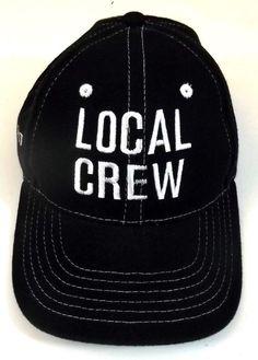 2a6a76db173 Toby Keith Local Crew Baseball Trucker Hat Cap Black Snapback Adjustable   ATTHeadware  BaseballCap