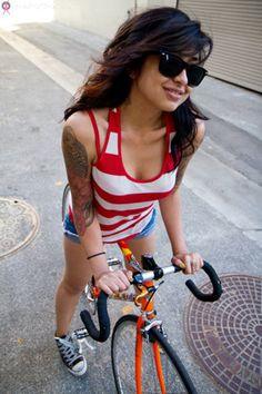 Bicicletas & Mulheres