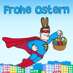 Peters tolle Oster-Kreation für die Telenerds hat für ein paar ordentliche Lacher gesorgt. Happy Easter, Couple, Amazing, Projects