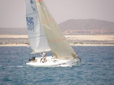 relax sailing or Xtrem sailing? You try in Fuerteventura