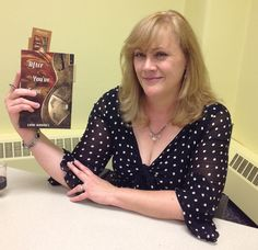 """It's book launch season! Here's Lori Hahnel with her new #novel """"After You've Gone"""". #newbooks #canlit  Check out photos from our other fall book launches here: www.facebook.com/media/set/?set=a.540679362731413.1073741841.365495636916454&type=1"""