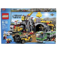 D: LEGO City 4204 The Mine by LEGO City, http://www.amazon.com/dp/B007Q0OF1W/ref=cm_sw_r_pi_dp_AWDTrb1DFA1F2