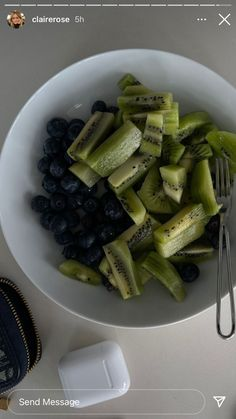 Healthy Snacks, Healthy Eating, Healthy Recipes, Food Is Fuel, Aesthetic Food, I Foods, Love Food, Food Porn, Food And Drink