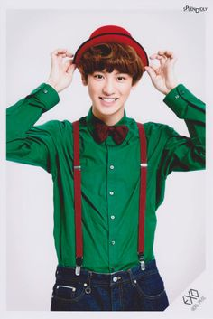 All i want for christmas is youuuu. chanyeol ❤️