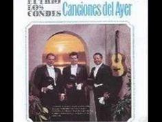 TRIO LOS CONDES - Alma, Corazon Y Vida