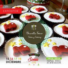 Gracias BRUNELLA FORNO Tortas & Catering por participar en Nuestra Feria Sonrie: es Navidad. Haz Click y conoce nuestra Web ▶ http://www.feriasonrie.com/ No te pierdasNuestra #GranFeriaNavideña. Sonríe es Navidad