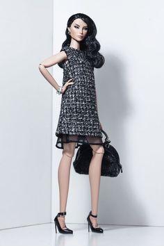 "Handmade fashion for 16"" Fashion/Runway Dolls"