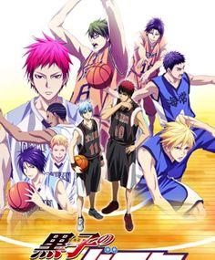 「黒子のバスケ 第3期」のアニメ・作品ページ | バンダイチャンネル