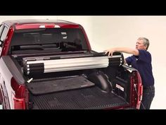 ▶ BAK Industries new Revolver X2 hard rolling tonneau cover - features and benefits - YouTube Rolling Bed, Tacoma Parts, Hard Rolls, Disney Incredibles, Truck Bed Covers, Sierra 2500, Secure Storage, Tonneau Cover, Chevy Pickups