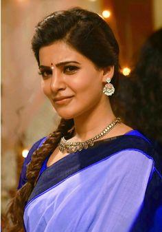 💙💜💙💜💙💜💙💜💙💜💙💜💙💜💙💜💜💙💜💙💜💙💜💙💜💙 Samantha Pics, Samantha Ruth, Indian Actress Images, Indian Actresses, Beautiful Girl Photo, Beautiful Women Pictures, Jaipur, Bollywood Actress, Tamil Actress