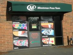 Minuteman Press - Portland, OR, United States. Our new Powell store located on SE 20th & Powell