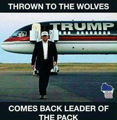 YAY! President Trump!