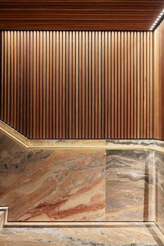 Ainslie Mall & Monaro Mall by Universal Design Studio ~ETS Interior Cladding, Interior Stairs, Modern Staircase, Staircase Design, Architecture Details, Interior Architecture, Stair Handrail, Design Studio, Design Furniture