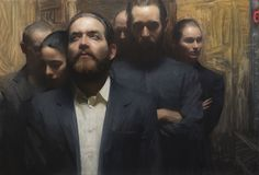 In a Northern Light: Nick Alm at Arcadia Contemporary – Underpaintings Magazine