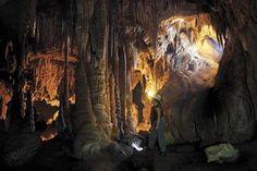 Gran caverna de Santo Tomás