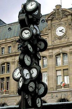 Saint-Lazare, Paris, France