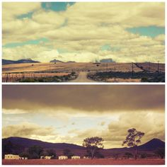 Karoo So Little Time, Homestead, South Africa, Places To Go, Deserts, Landscapes, African, Clouds, Heart