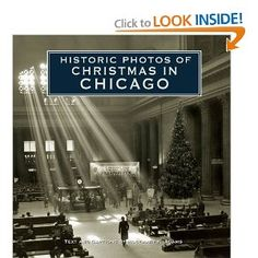 historic photos of christmas in chicago