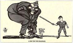 Remembering The Day Idi Amin Seized Power In Uganda