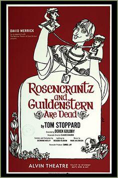 rosencrantz and guildenstern thesis