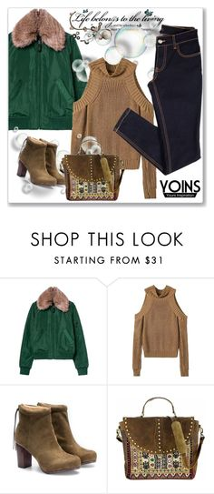 """""""Yoins III/7"""" by andrejae ❤ liked on Polyvore featuring мода, Vintage Addiction, women's clothing, women, female, woman, misses, juniors и yoins"""